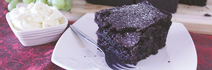 gluten free chocolate brownie 01