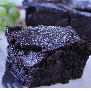best gluten free chocolate brownie