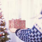 Christmas, gift, tree, Christmas eve