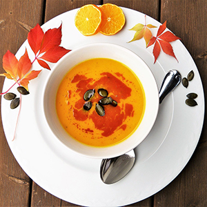 pumpkin, pumpkin soup, pumpkin seeds, recipe