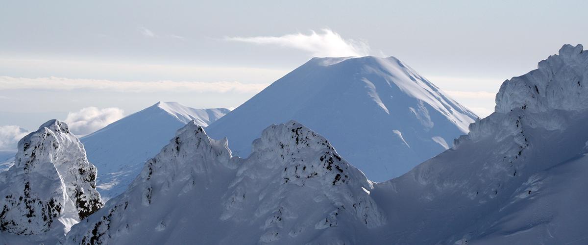 Mount Ruapehu, skiing, ski resort, New Zealand