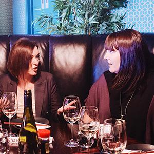 Ladies at Lunch, Macau restaurant, The Strand, Tauranga, Bay of Plenty, focus magazine