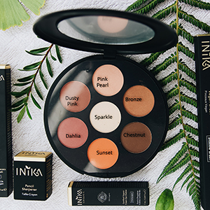 INIKA Organic makeup kit